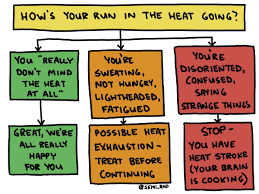 Trail First Aid: Heat Exhaustion and Heat Stroke – iRunFar.com